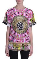 Versace Silk T-shirt