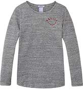 Scotch & Soda R'Belle Girl's Long Sleeve Motif T-Shirt