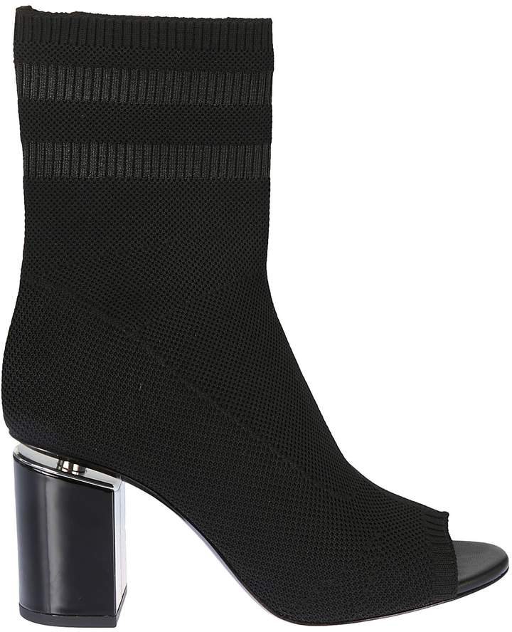 Alexander Wang Cat Bootie Ankle Boots
