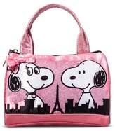 Peanuts Girls' Belle Handbag - Pink