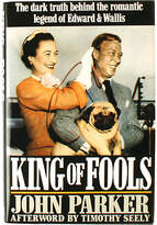 One Kings Lane Vintage King of Fools