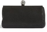 Whiting & Davis 'Crystal' Mesh Clutch