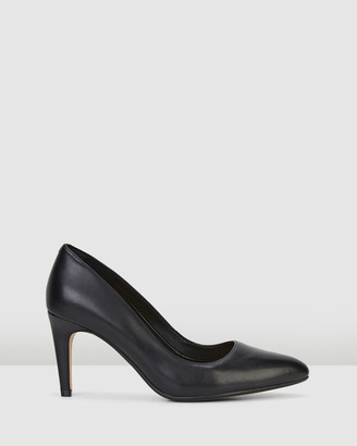 Clarks Women's Black All Pumps - Laina Rae - Size One Size, 5.5 at The Iconic