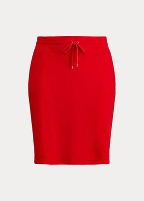 Ralph Lauren French Terry Skirt