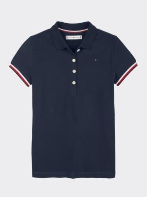 Tommy Hilfiger Essential Signature Tape Polo