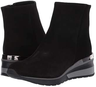 Cordani Joy (Black Suede) Women's Shoes