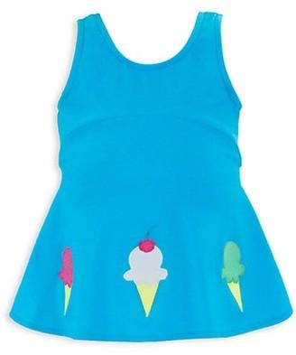 Florence Eiseman Baby Girl's Ice Cream Swimsuit