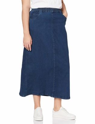 Ulla Popken Women's Langer Rock Skirt