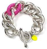 Juicy Couture Large Link Bracelet Styleyjruob06