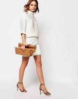 BOSS ORANGE By Hugo Boss Jersey Mini Skirt