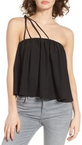 BP Women's Strappy One-Shoulder Tank
