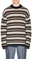Acne Studios Men's Najat Wool-Linen Sweater