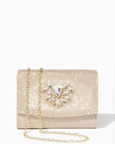 Charming charlie Glittering Nights Evening Bag