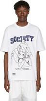 Kokon To Zai White society T-shirt