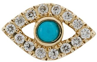 Sydney Evan Eye Stud Earring