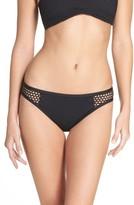 LaBlanca Women's La Blanca All Meshed Up Bikini Bottoms