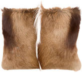 Proenza Schouler Large Chieko Fur