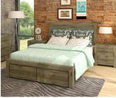 Parra King Bed w/ Storage Drawers