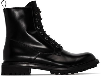 Church's Nanalah lace-up derby boots