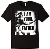 Star Wars Darth Vader Dad Spray Paint Graphic T-Shirt