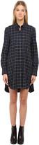 McQ by Alexander McQueen Long Sleeve Volume Shirt Dress
