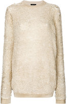 Avant Toi long jumper - women - Silk/Cashmere/Virgin Wool - S