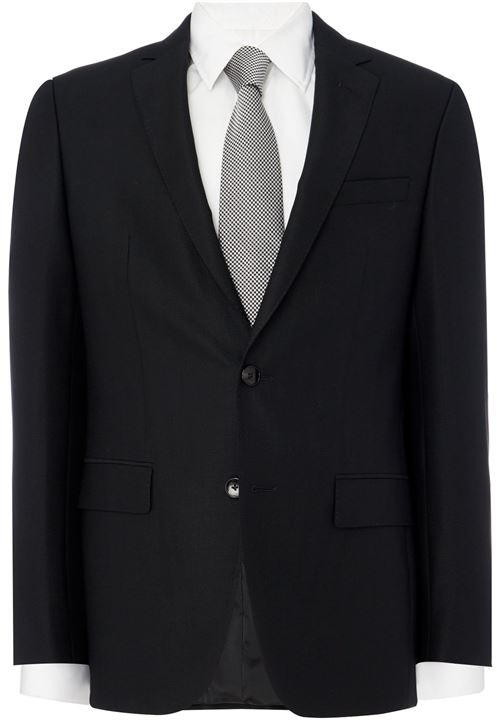 Hugo Boss Huge Slim Panama Two Piece Suit Jacket Shopstyle