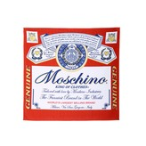 Moschino Capsule Collection X Budweiser Bath Towel