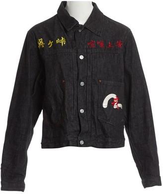 Evisu Anthracite Denim - Jeans Jackets