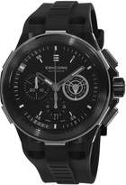 Concord C2 Automatic Chronograph Men's Rubber Strap Swiss Made Watch 0320191