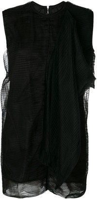 Rick Owens Shield dress