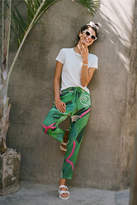 The Odells Julia Paint-Swiped Tapered Pants