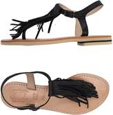 Cali CALI' Toe strap sandals - Item 11182904