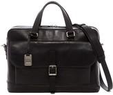 Frye Oliver 2 Handle Leather Briefcase