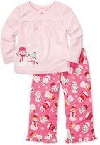 Carter's Baby Pajamas, Baby Girls 2-Piece Fleece PJs