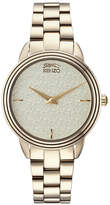 Kenzo Women's O Bracelet Watch