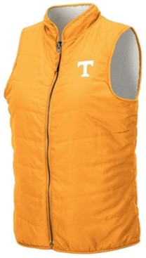 Colosseum Women's Tennessee Volunteers Ncaa Reversible Vest
