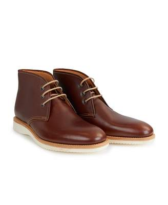 Loake Viper Sole Lightweight Chukka Boots Colour: BROWN, Size: UK 7