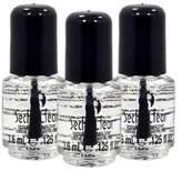 Seche Lot 3 .125 oz Base Coat Vite Salon Nail Treatment Polish Crystal by