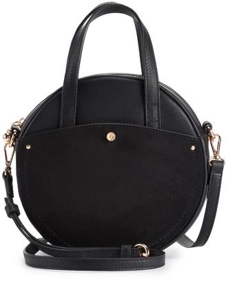 Lauren Conrad Lydia Round Crossbody Mini Bag