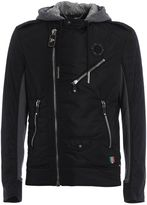 Philipp Plein Leather Jacket Indiana