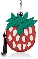 Loewe Women's Strawberry Coin Purse Key Chain