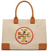 Tory Burch Ella Embroidered Tote