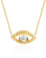 Logan Hollowell - New! All Seeing Eye Necklace