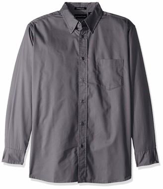 RETOV Men's Whisper Twill Shirt