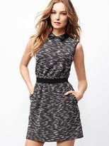 Victoria's Secret Mixed-media Knit Dress