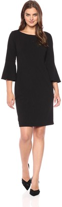 Ronni Nicole Women's Bel Sleeve Sheath Dress