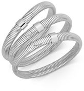Thalia Sodi Silver-Tone 3-Pc. Set Stretch Bracelets, Created for Macy's