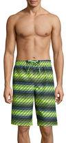Nike Printed Volley Swim Shorts
