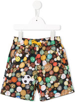 Paul Smith printed swim shorts